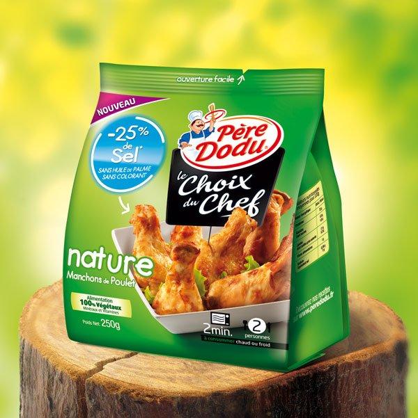 Les Manchons Père Dodu dans Packaging packshot_manchons_nature